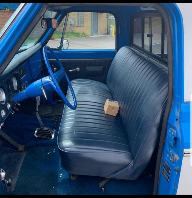 Used GMC 1500 TRUCK 1969 | ODA Auto Precision LLC. Auburn, New Hampshire