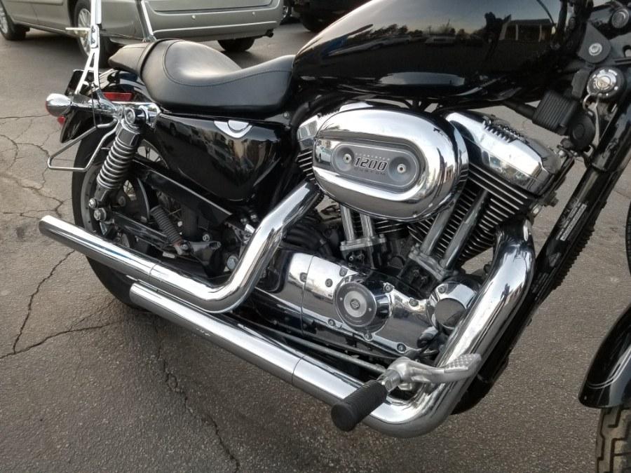 Used Harley Davidson Sportster 1200 2005   ODA Auto Precision LLC. Auburn, New Hampshire