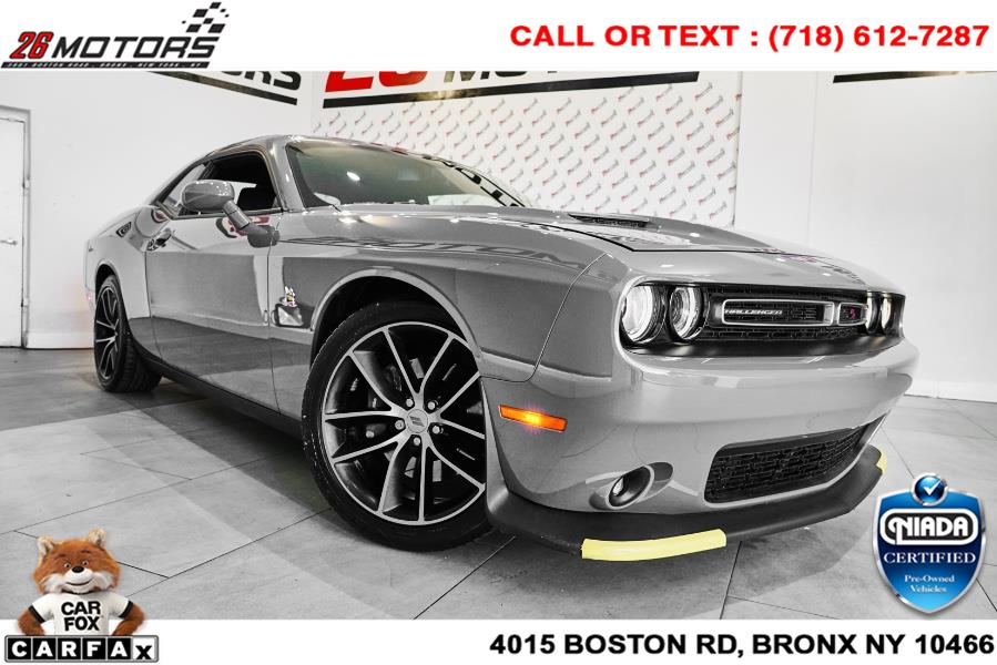 Used Dodge Challenger R/T Scat Pack RWD 2018 | 26 Motors Corp. Bronx, New York