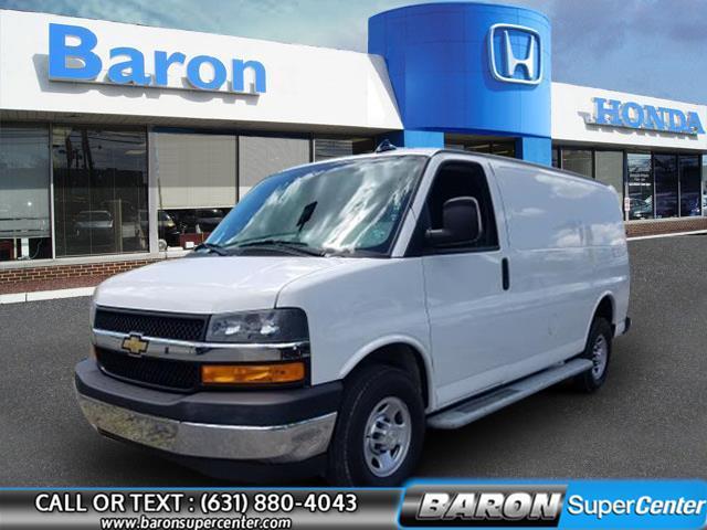 Used Chevrolet Express Cargo Van Work Van 2020 | Baron Supercenter. Patchogue, New York