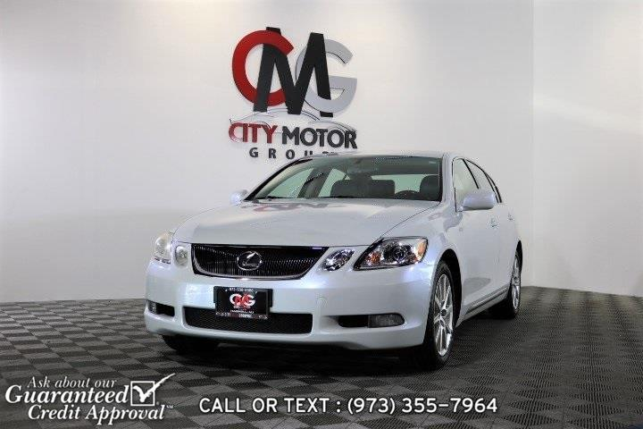 Used 2006 Lexus Gs in Haskell, New Jersey | City Motor Group Inc.. Haskell, New Jersey