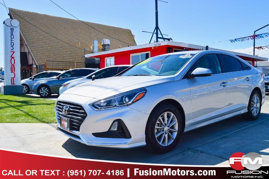 Used 2018 Hyundai Sonata in Moreno Valley, California | Fusion Motors Inc. Moreno Valley, California