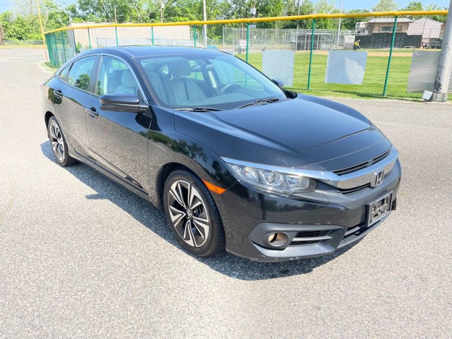 Used 2016 Honda Civic Sedan in Lyndhurst, New Jersey | Cars With Deals. Lyndhurst, New Jersey