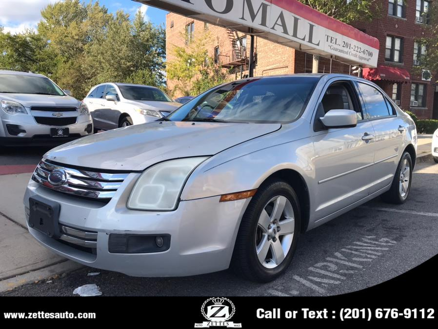 Used Ford Fusion 4dr Sdn I4 SE 2006   Zettes Auto Mall. Jersey City, New Jersey