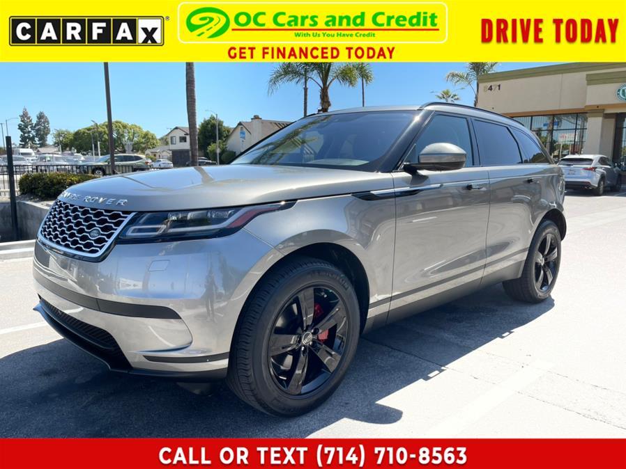 Used 2018 Land Rover Range Rover Velar in Garden Grove, California | OC Cars and Credit. Garden Grove, California