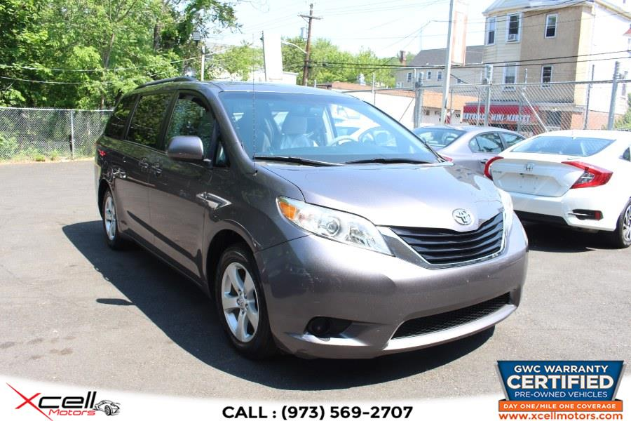 Used 2011 Toyota Sienna in Paterson, New Jersey | Xcell Motors LLC. Paterson, New Jersey