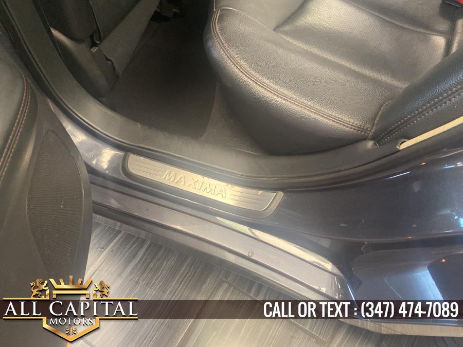 Used Nissan Maxima 4dr Sdn 3.5 S 2013   All Capital Motors. Brooklyn, New York