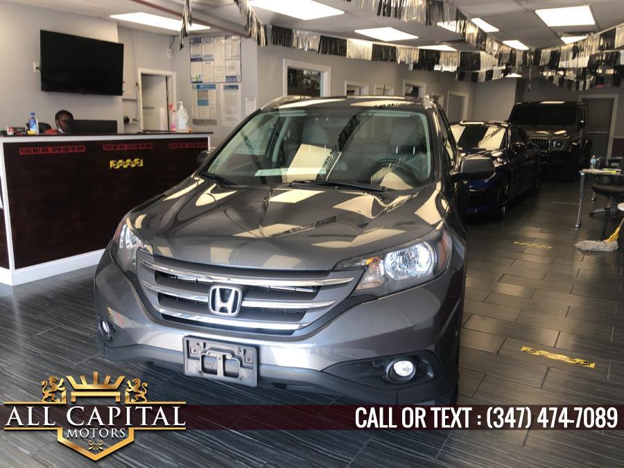 Used Honda CR-V 4WD 5dr EX-L 2012 | All Capital Motors. Brooklyn, New York