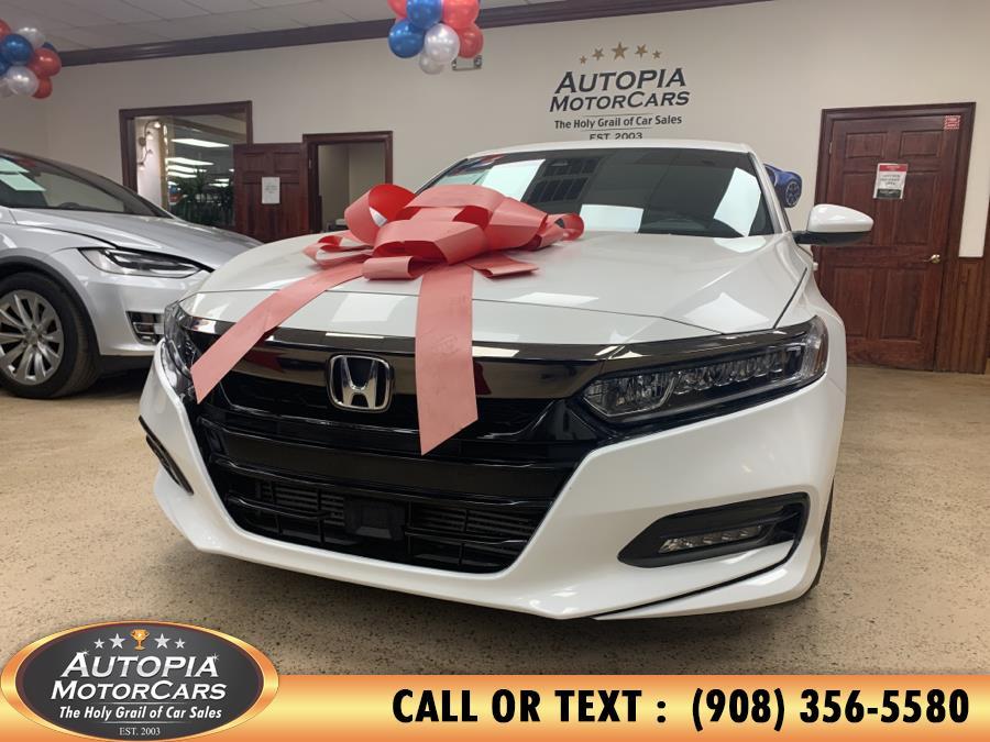 Used 2018 Honda Accord Sedan in Union, New Jersey | Autopia Motorcars Inc. Union, New Jersey