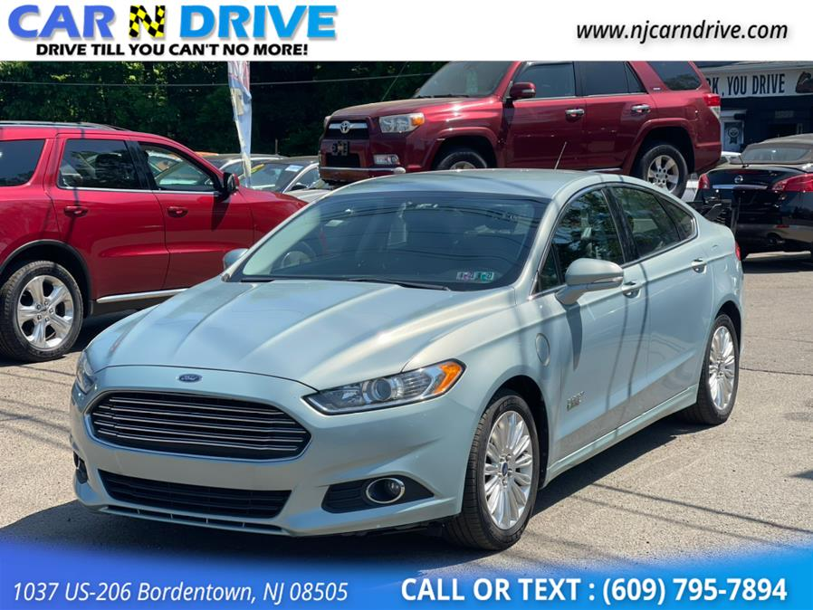 Used Ford Fusion Energi SE 2013 | Car N Drive. Bordentown, New Jersey