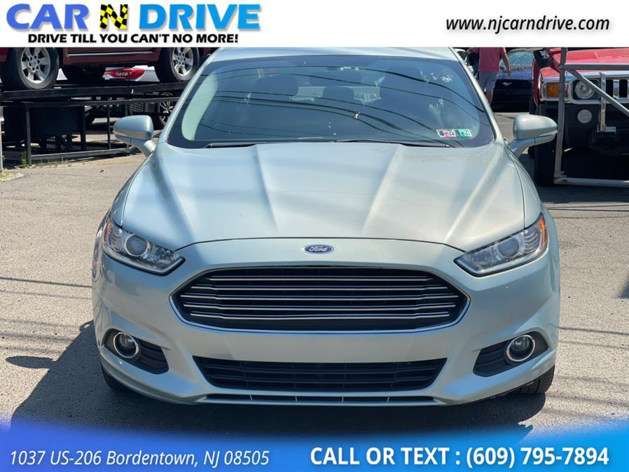2013 Ford Fusion Energi SE photo