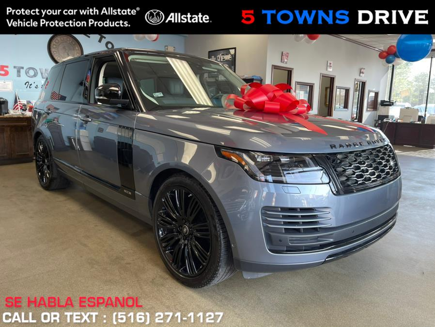 Used Land Rover Range Rover LWB V8 Supercharged LWB 2019 | 5 Towns Drive. Inwood, New York