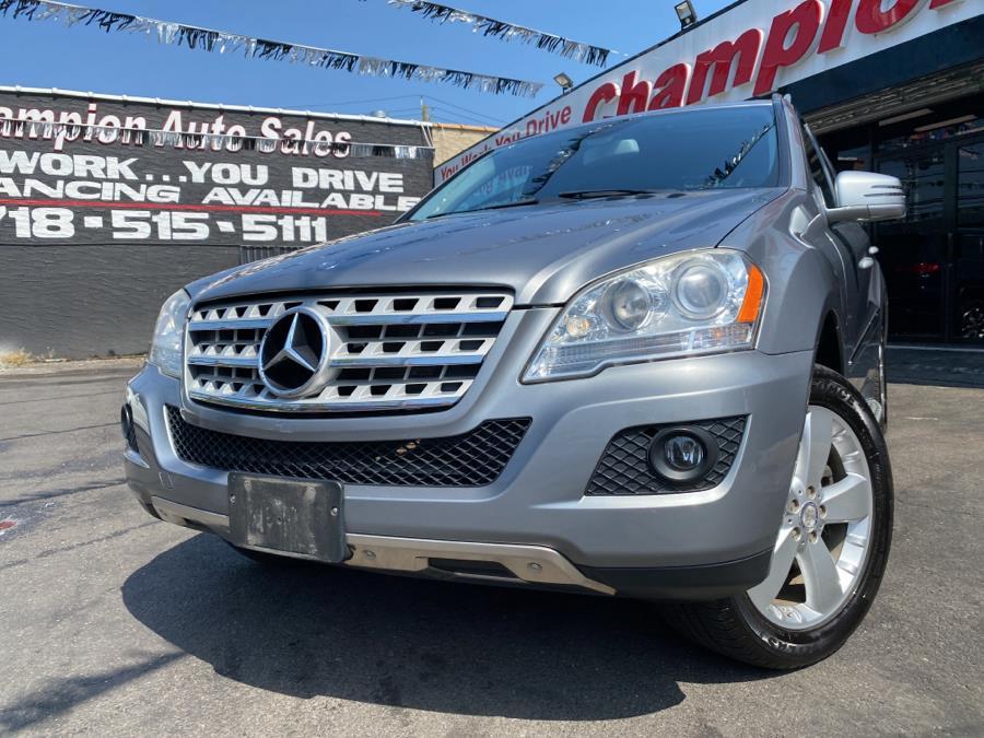 Used 2011 Mercedes-Benz M-Class in Bronx, New York | Champion Auto Sales. Bronx, New York