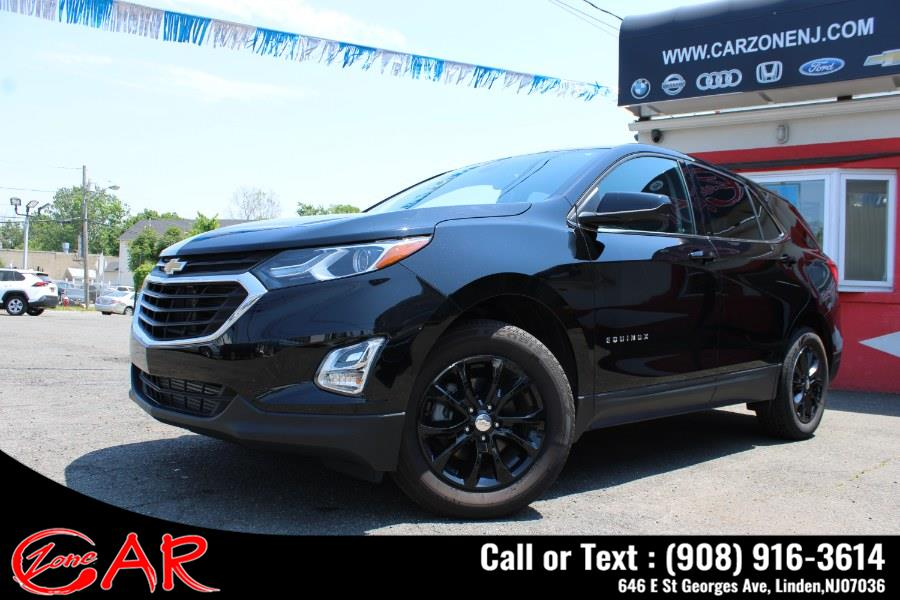 Used Chevrolet Equinox AWD 4dr LT w/1LT 2020 | Car Zone. Linden, New Jersey