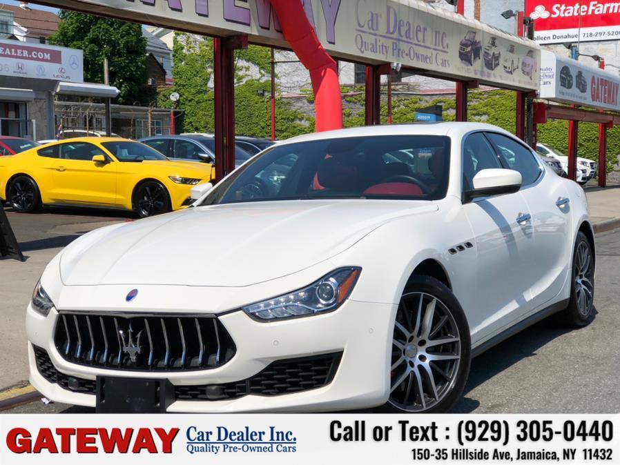 Used Maserati Ghibli S Q4 3.0L 2018 | Gateway Car Dealer Inc. Jamaica, New York