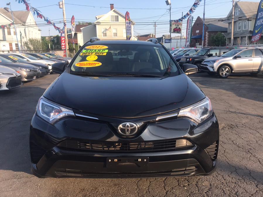 Used Toyota RAV4 LE FWD (Natl) 2017 | Affordable Motors Inc. Bridgeport, Connecticut