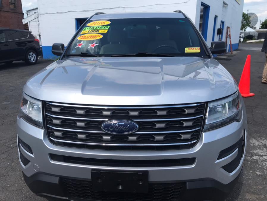 Used Ford Explorer 4WD 4dr Base 2016   Affordable Motors Inc. Bridgeport, Connecticut