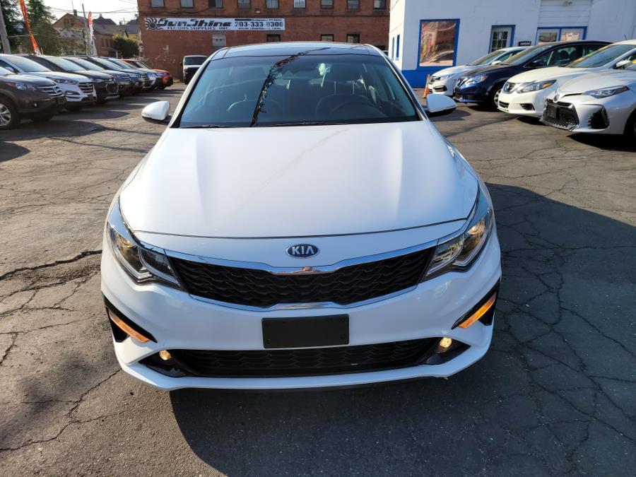 Used Kia Optima S 2019 | Affordable Motors Inc. Bridgeport, Connecticut