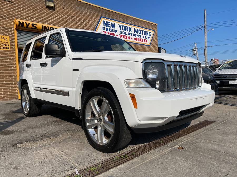 Used Jeep Liberty 4WD 4dr Limited Jet 2012 | New York Motors Group Solutions LLC. Bronx, New York