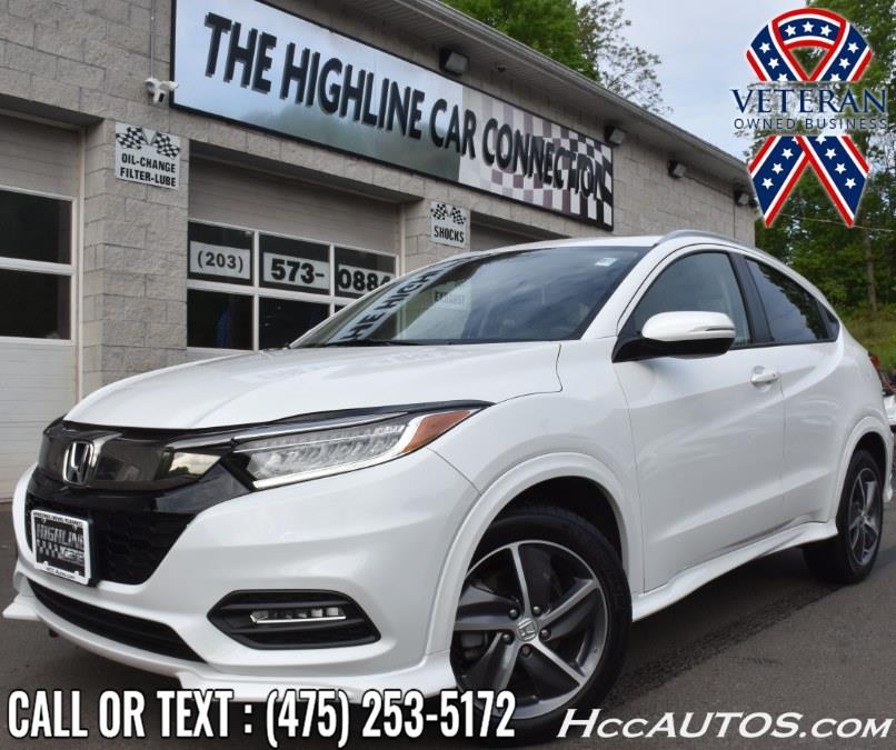 Used 2019 Honda HR-V in Waterbury, Connecticut | Highline Car Connection. Waterbury, Connecticut
