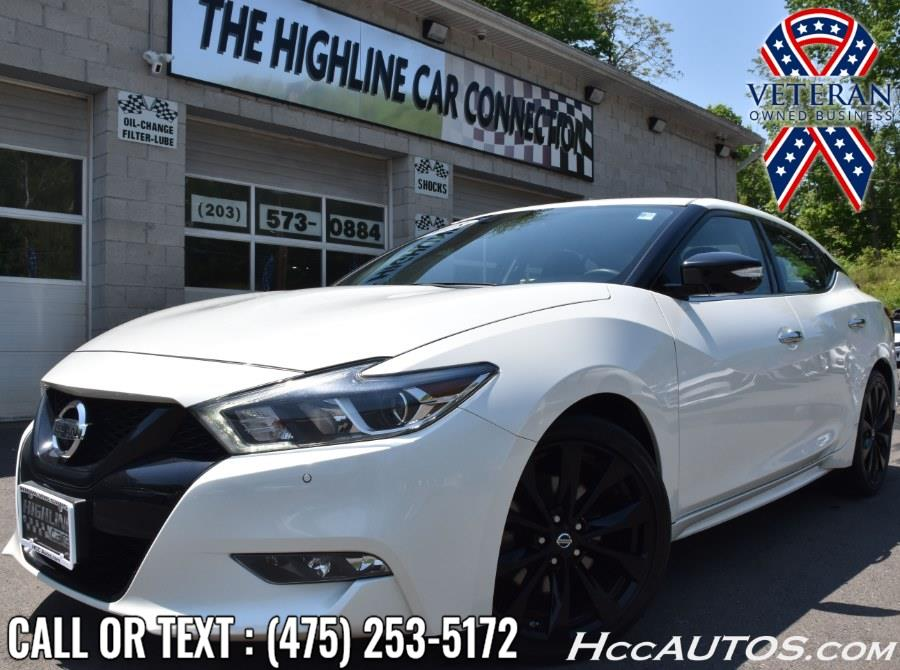 Used 2018 Nissan Maxima in Waterbury, Connecticut | Highline Car Connection. Waterbury, Connecticut