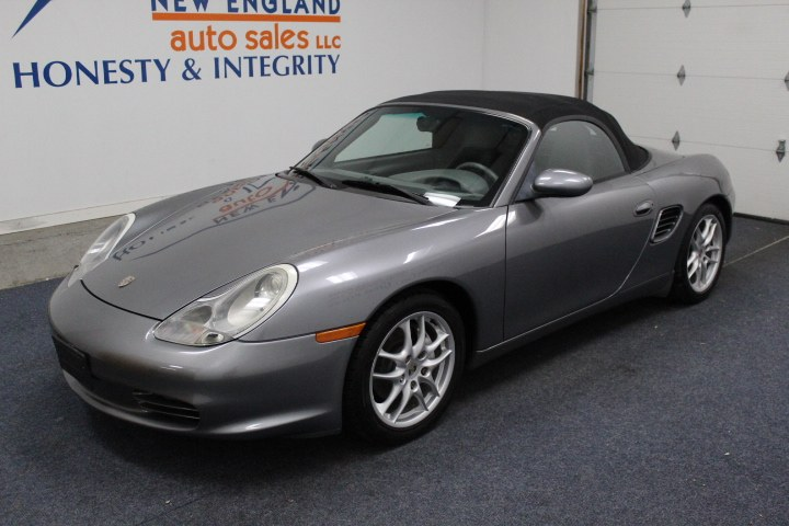 Used 2003 Porsche Boxster in Plainville, Connecticut | New England Auto Sales LLC. Plainville, Connecticut