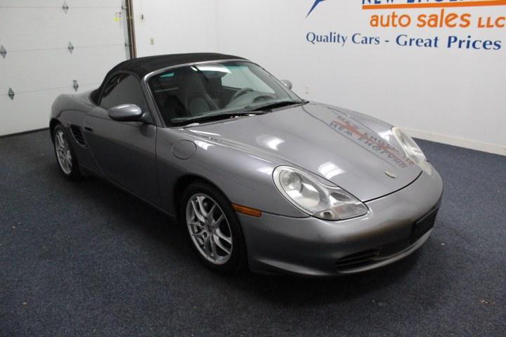 Used Porsche Boxster 2dr Roadster Tiptronic 2003 | New England Auto Sales LLC. Plainville, Connecticut