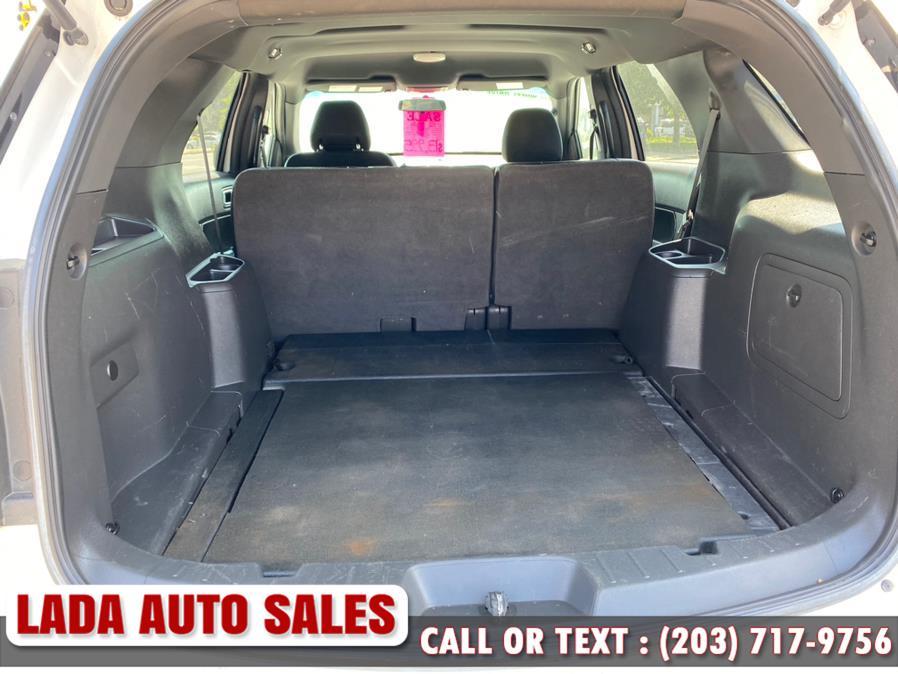 Used Ford Utility Police Interceptor AWD 4dr 2013 | Lada Auto Sales. Bridgeport, Connecticut