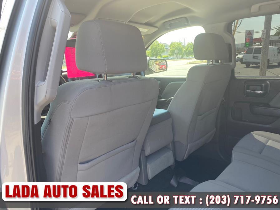 "Used Chevrolet Silverado 1500 4WD Crew Cab 143.5"" Work Truck 2018 | Lada Auto Sales. Bridgeport, Connecticut"