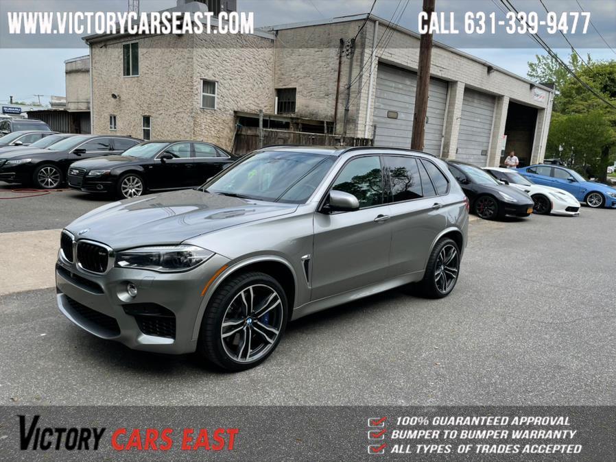 Used BMW X5 M AWD 4dr 2015   Victory Cars East LLC. Huntington, New York