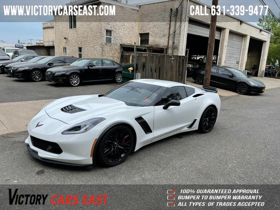 Used Chevrolet Corvette 2dr Z06 Cpe w/3LZ 2015   Victory Cars East LLC. Huntington, New York