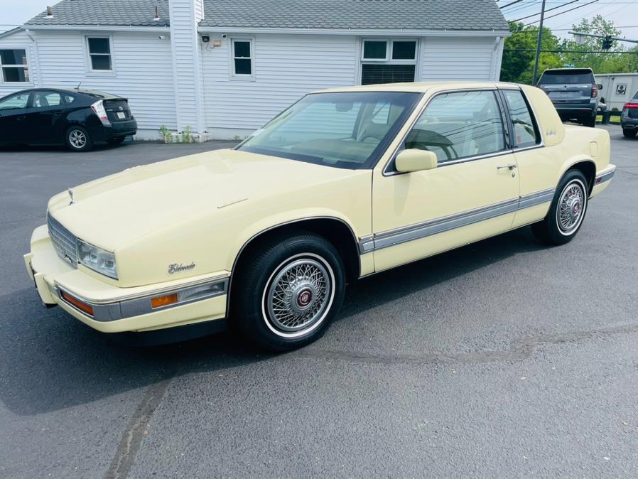 Used 1987 Cadillac Eldorado in Milford, Connecticut | Chip's Auto Sales Inc. Milford, Connecticut