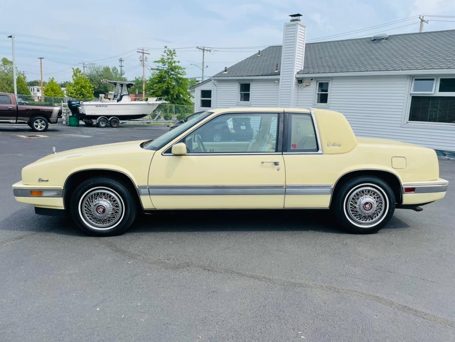 Used Cadillac Eldorado 2dr Coupe 1987 | Chip's Auto Sales Inc. Milford, Connecticut