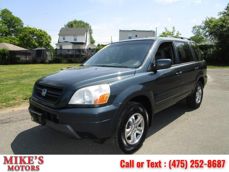 Used 2005 Honda Pilot in Stratford, Connecticut | Mike's Motors LLC. Stratford, Connecticut