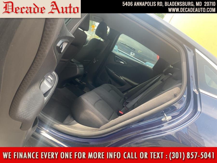 Used Chevrolet Malibu 4dr Sdn LS w/1LS 2017 | Decade Auto. Bladensburg, Maryland