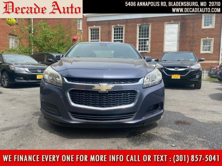 Used 2014 Chevrolet Malibu in Bladensburg, Maryland | Decade Auto. Bladensburg, Maryland