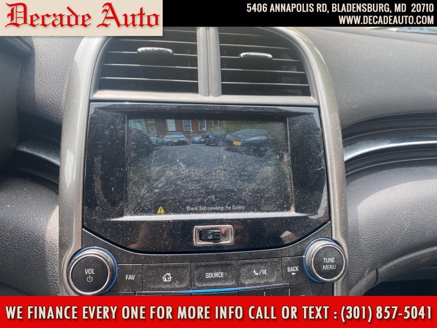 Used Chevrolet Malibu 4dr Sdn LT w/1LT 2014   Decade Auto. Bladensburg, Maryland