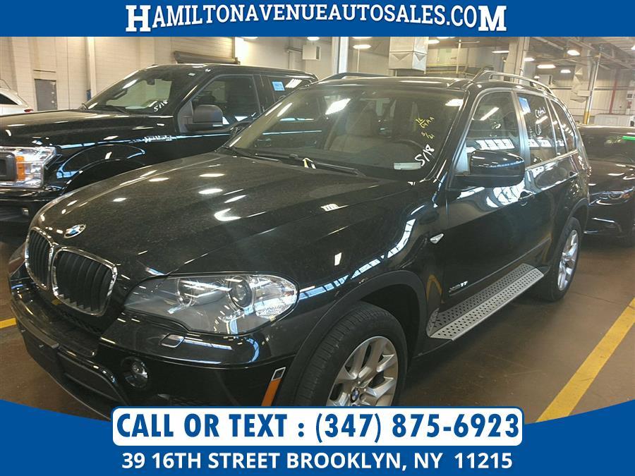 Used BMW X5 35i 2012 | Hamilton Avenue Auto Sales DBA Nyautoauction.com. Brooklyn, New York