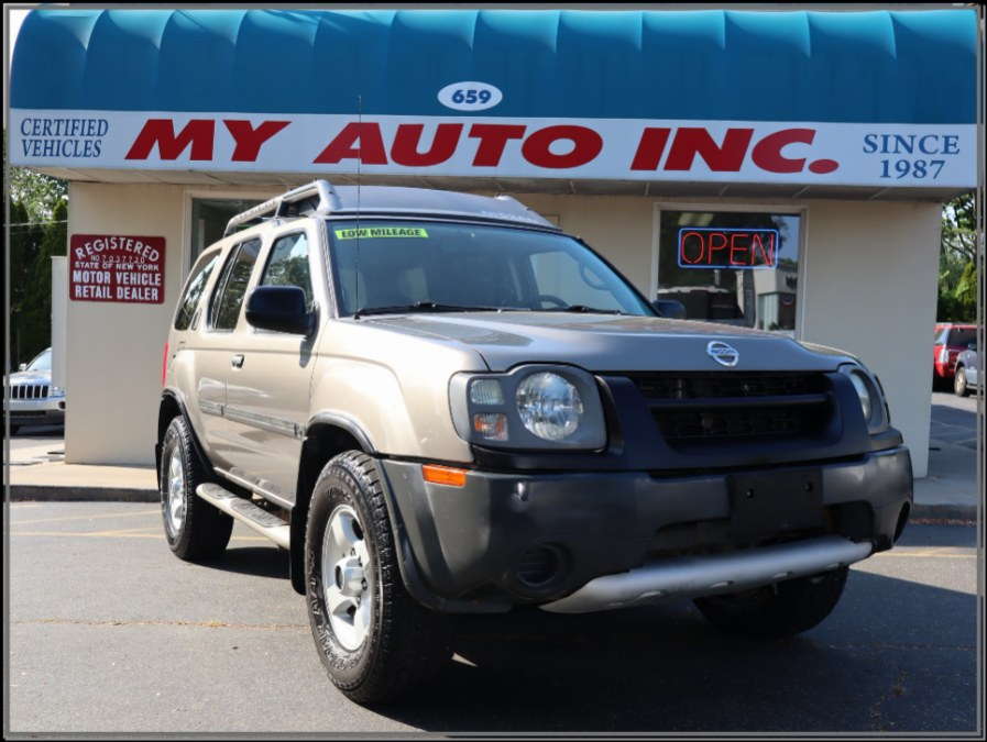 Used 2004 Nissan Xterra in Huntington Station, New York | My Auto Inc.. Huntington Station, New York