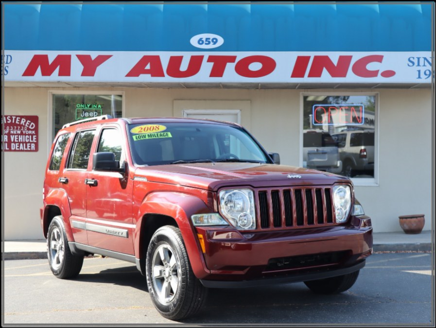 Used 2008 Jeep Liberty in Huntington Station, New York | My Auto Inc.. Huntington Station, New York