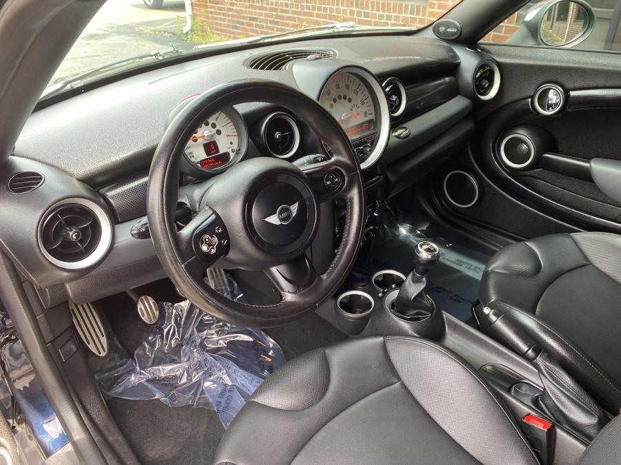 Used MINI Cooper Coupe 2dr S 2012   Newfield Auto Sales. Middletown, Connecticut