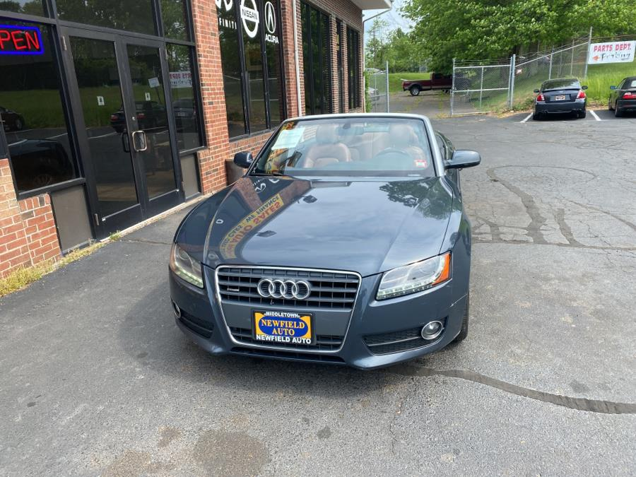 Used 2010 Audi A5 in Middletown, Connecticut | Newfield Auto Sales. Middletown, Connecticut