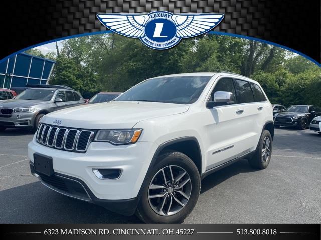 Used 2017 Jeep Grand Cherokee in Cincinnati, Ohio | Luxury Motor Car Company. Cincinnati, Ohio