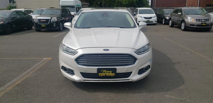Used Ford Fusion Energi 4dr Sdn SE Luxury 2013 | Victoria Preowned Autos Inc. Little Ferry, New Jersey