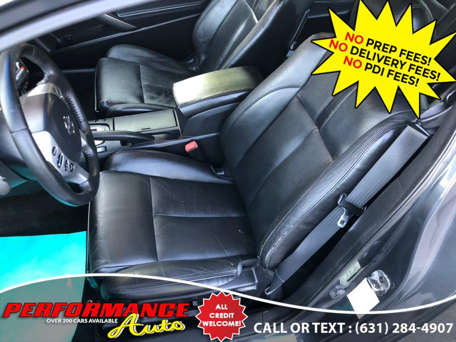 Used Nissan Altima 2dr Cpe I4 CVT 2.5 S ULEV 2008 | Performance Auto Inc. Bohemia, New York