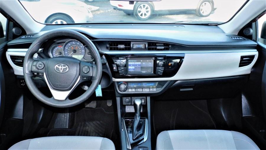 Used Toyota Corolla 4dr Sdn CVT LE (Natl) 2015   Rahib Motors. Winter Park, Florida