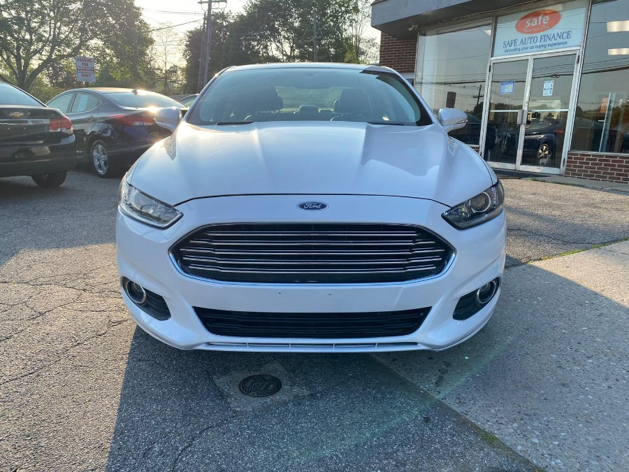Used Ford Fusion 4dr Sdn Hybrid FWD 2013 | Safe Used Auto Sales LLC. Danbury, Connecticut
