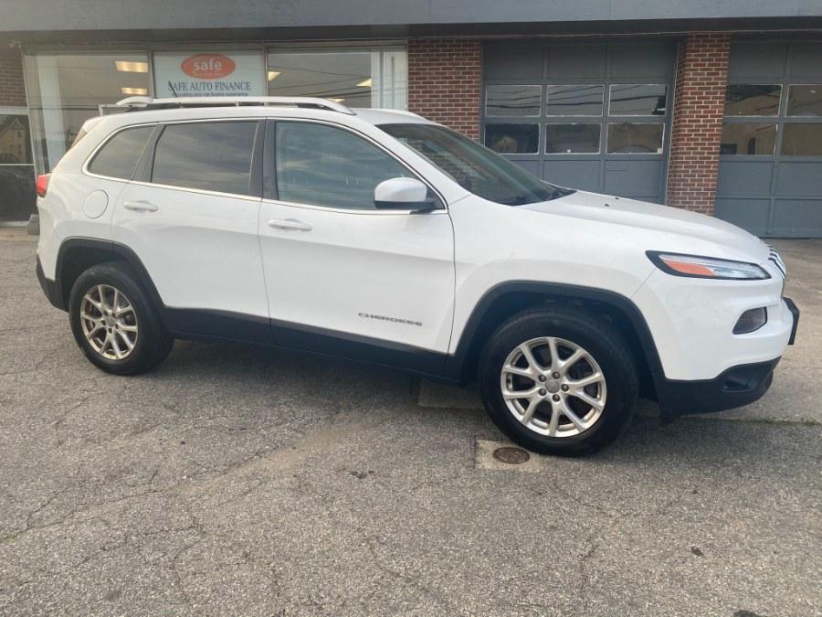 Used Jeep Cherokee 4WD 4dr Latitude 2014   Safe Used Auto Sales LLC. Danbury, Connecticut