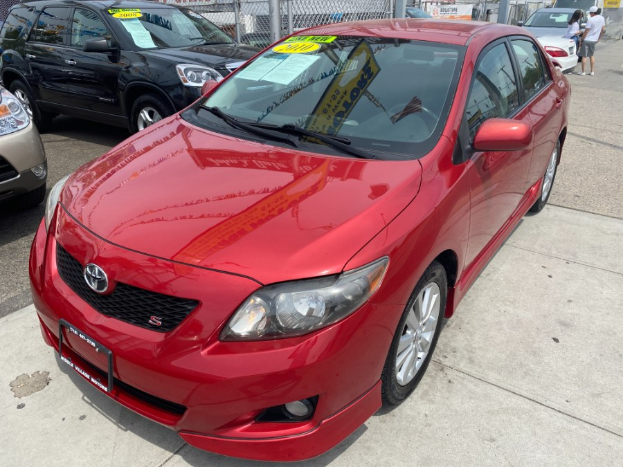 Used 2010 Toyota Corolla in Middle Village, New York | Middle Village Motors . Middle Village, New York