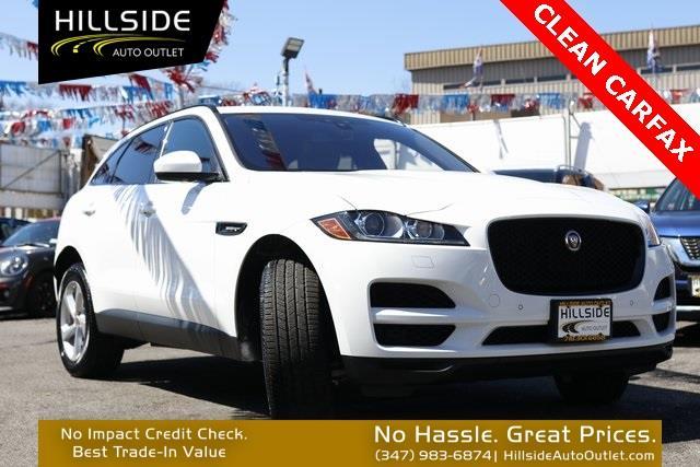 Used Jaguar F-pace 25t Premium 2018 | Hillside Auto Outlet. Jamaica, New York